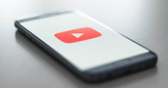youtube app in mobile