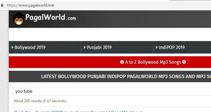 Paglaworld, PaglaWorld.Com, Download Bollywood Panjabi Mp3 video Songs Free by Pagla World 2019