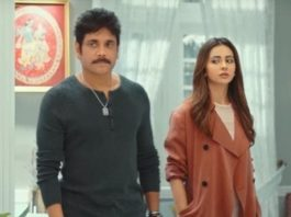 Nagarjuna And Rakul Preet Latest Telugu Film Manmadhudu 2 full movie leaked Online By Movierulz