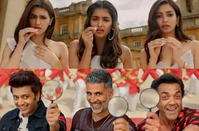 Housefull 4 EX CHUMMA Songs Out | Watch EX CHUMMA Full Songs 4K, HD Right Now