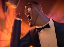 Spies In Disguise 2019