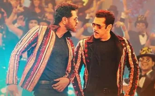 Salman Khan & Prabhu Deva Radhe 2020 Movie