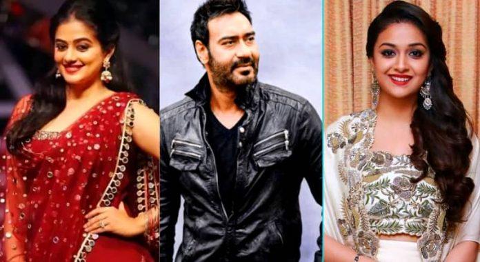 Maidaan Upcoming Ajay Devgn & Keerthy Suresh Movie