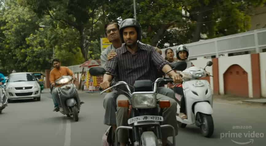Ayushmann Khurrana Gulabo Sitabo 2020 Movie