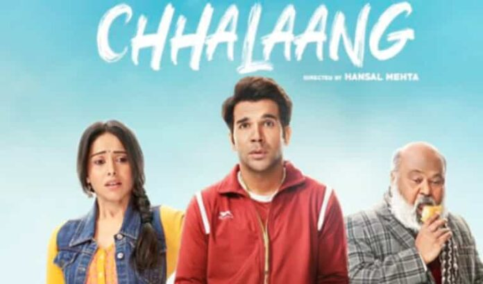 Chhalaang 2020 Hindi Movie