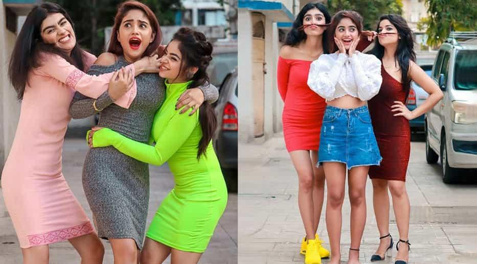 Check Nisha Guragain & her Best Friend Adorable Moments
