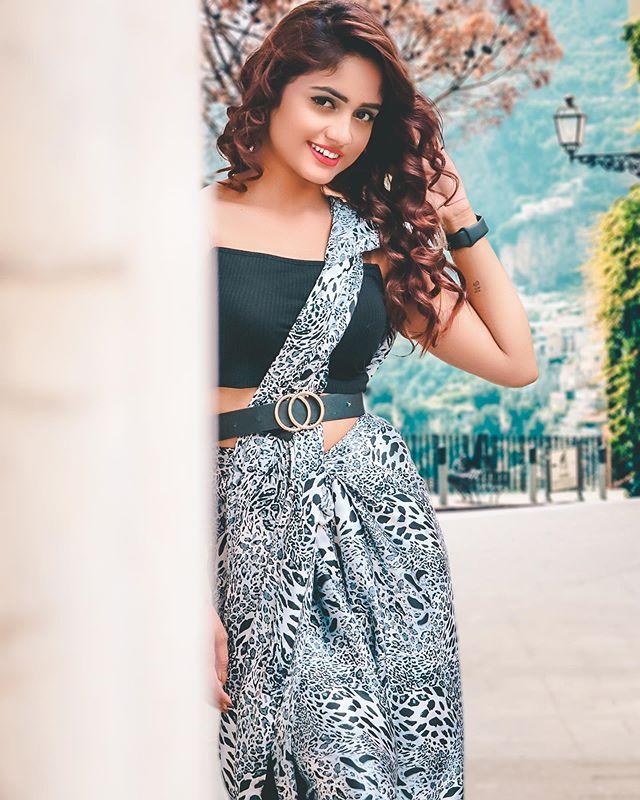 Nisha Guragain Glamorous Look