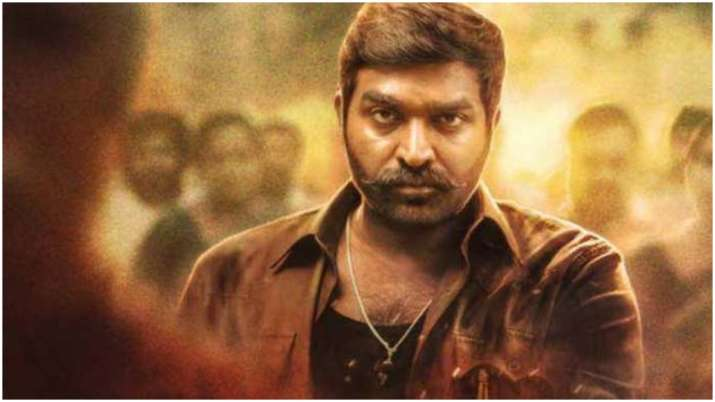 Vijay Sethupathi From master 2021 tamil movie