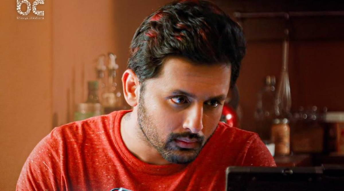 Nithiin Check (2021) Telugu Film