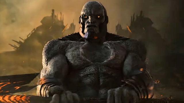 Zack Snyder's Justice League (2021) Film