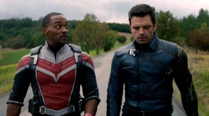 The Falcon and the Winter Soldier Season 1 On Disney Plus