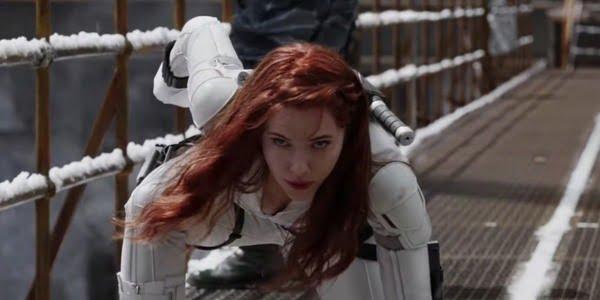 Black Widow New Release date