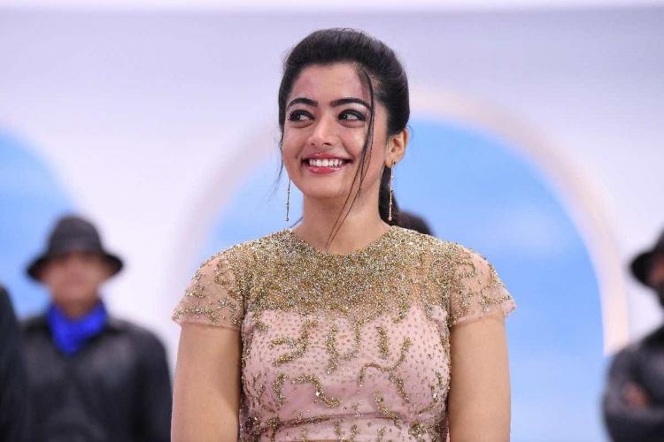 Rashmika Mandanna & Karthi Sulthan 2021 Tamil Film
