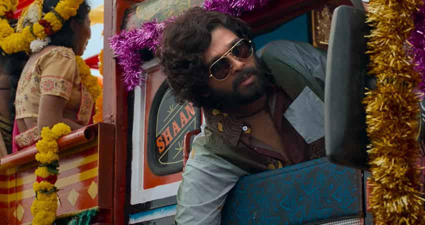 Allu Arjun Pushpa (2021) Movie