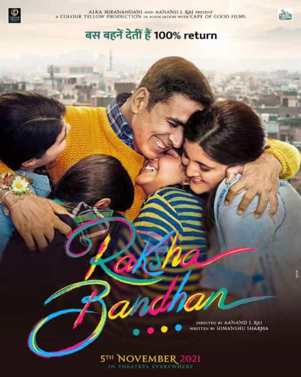 Raksha Bandhan (2021) Full Movie download 480p 720p filmywap