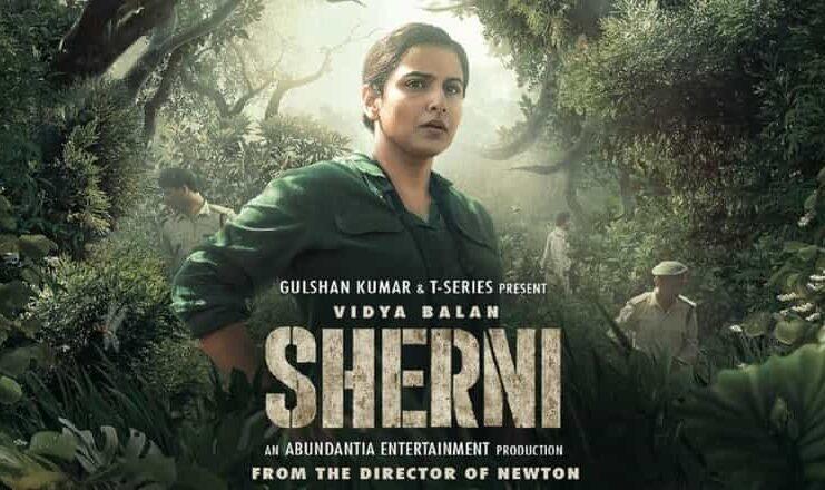 Sherni Full Movie Watch On Amazon Prime