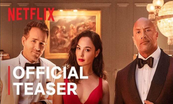 Red Notice Netflix release date