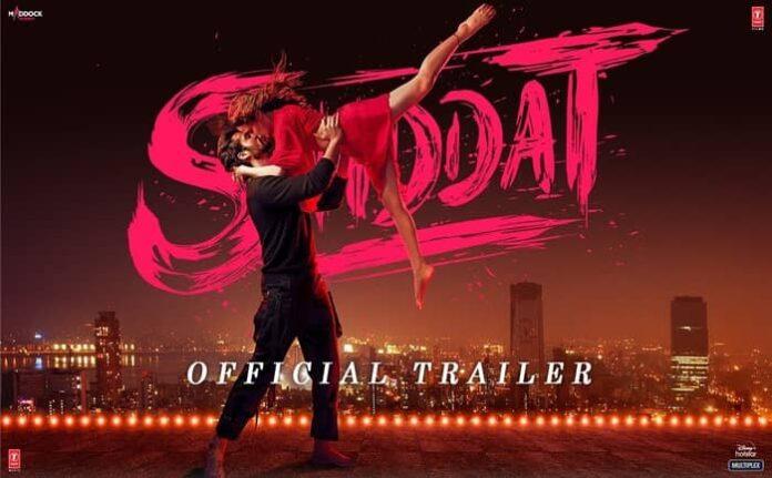 Shiddat (2021) Film