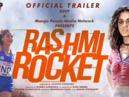 Rashmi Rocket Movie on Zee5