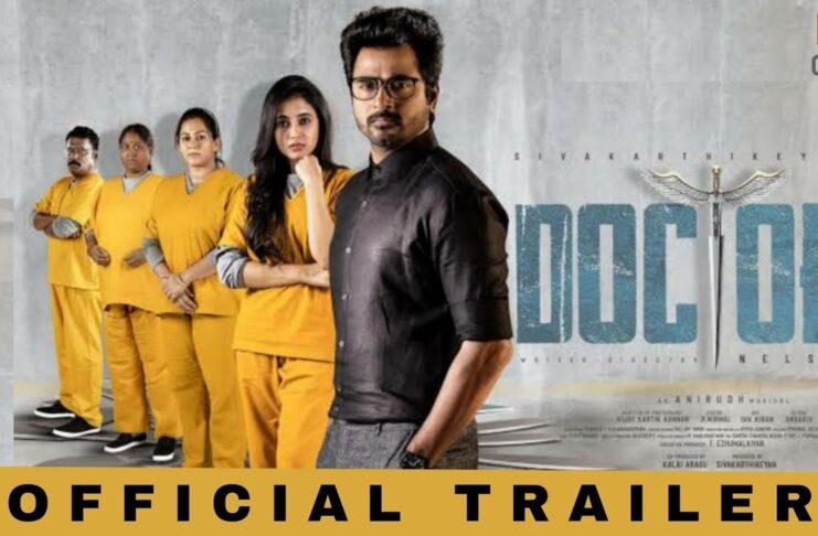 Doctor Tamil Movie On Hotstar